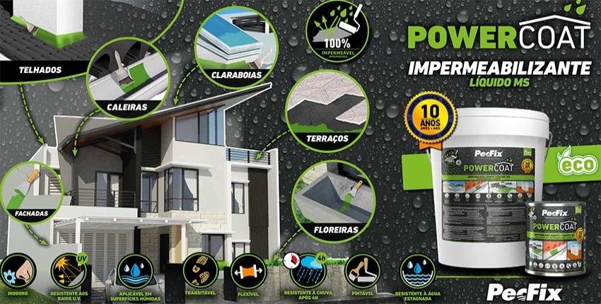 Impermeabilizante Powercoat