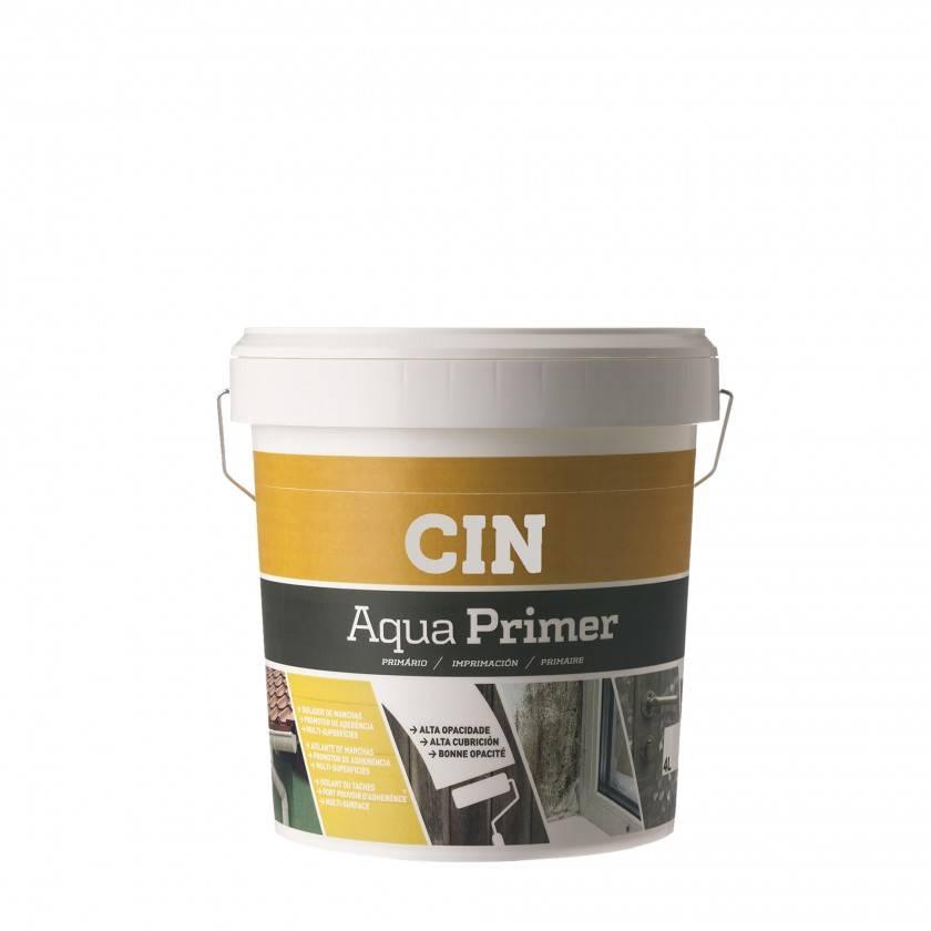 Aqua Primer - Primário aquoso isolante de manchas