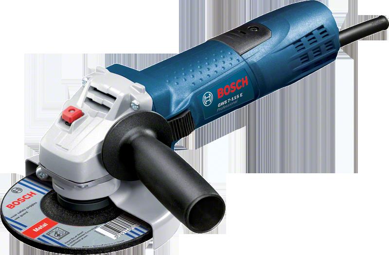 Rebarbadora 7-115 Bosch