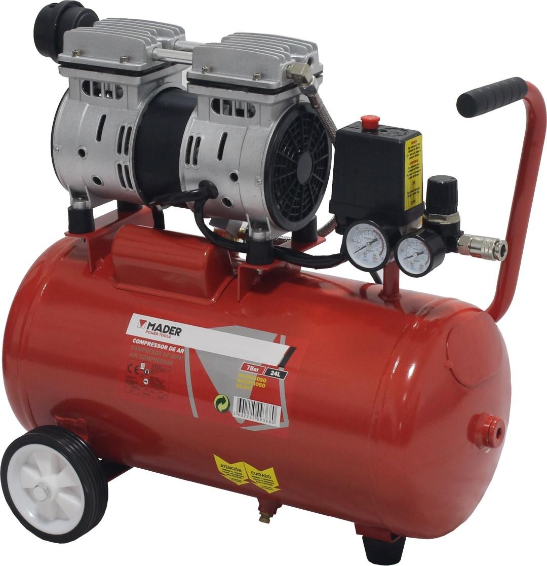 Compressor Silencioso 24L  0,75HP