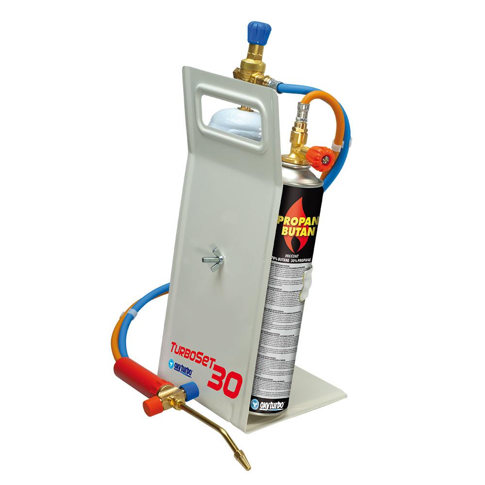 Turbo Set 30 - Soldador Gás + O2